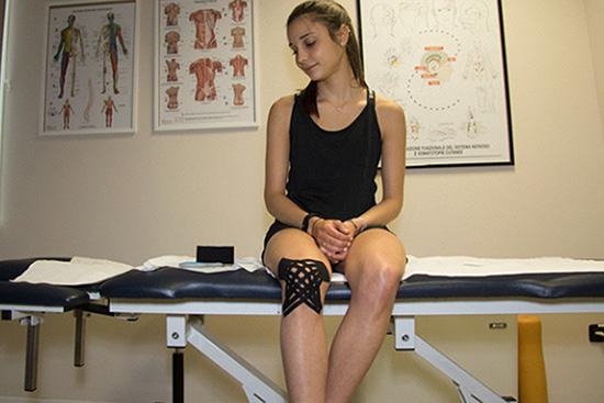 Terapie - Fisioterapia - Kinesio Taping
