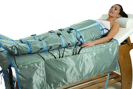 Terapie - Fisioterapia - Pressoterapia