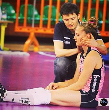 Terapie - Fisioterapia - Riabilitazione Sportiva - Pomi