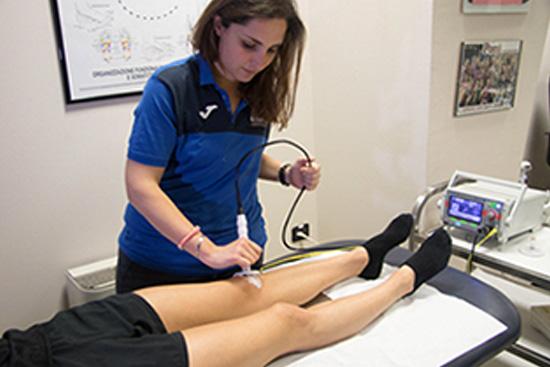 Terapie - Fisioterapia - Tecar
